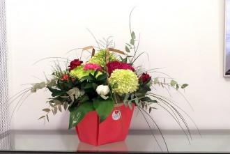 Flores listas para llevar